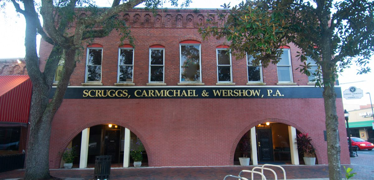 Scruggs, Carmichael and Wershow, P.A Downtown location