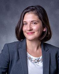 Kathryn Flores, Associate